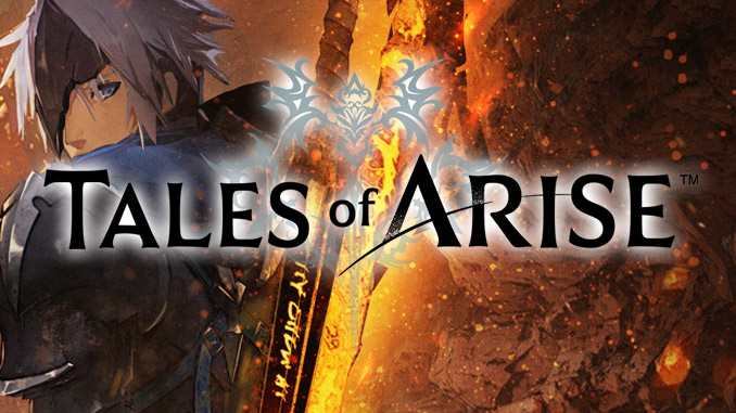 Tales of Arise Page