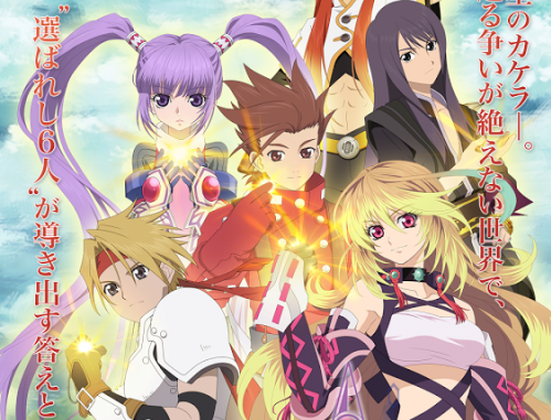Tales of Asteria is Out on the Google Play Store in Japan! - Abyssal