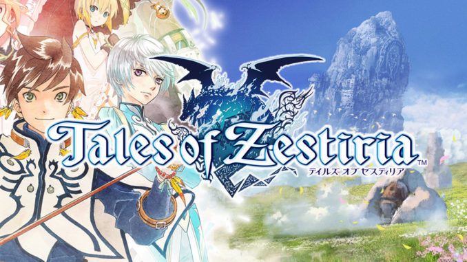 Tales of Zestiria Info Page