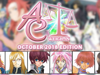 AC Weigh-In: November 2018 - Abyssal Chronicles ver3 (Beta