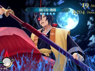 Rokuroue will show you his Rangetsu style