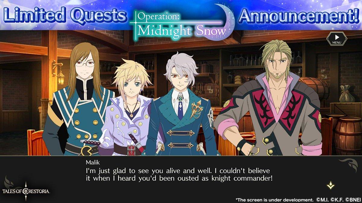 Midnight Snow screenshot